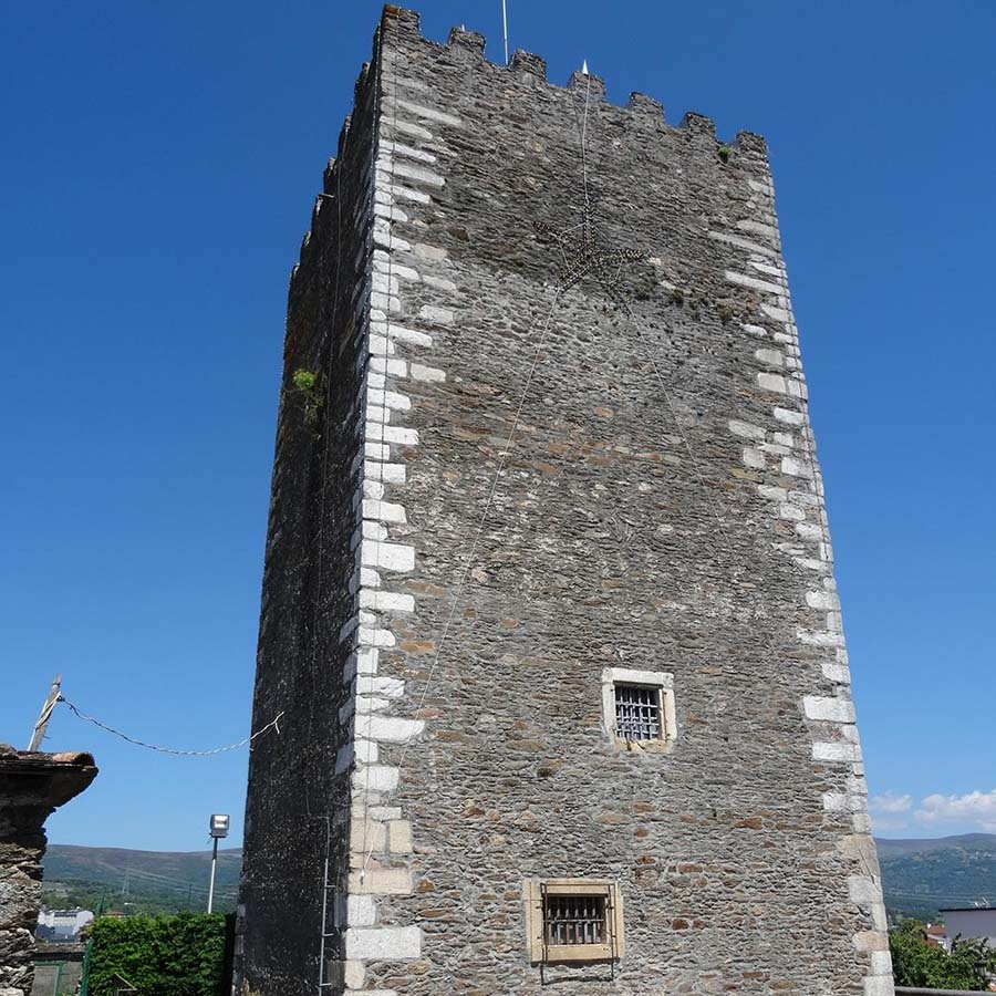The tower of Viana